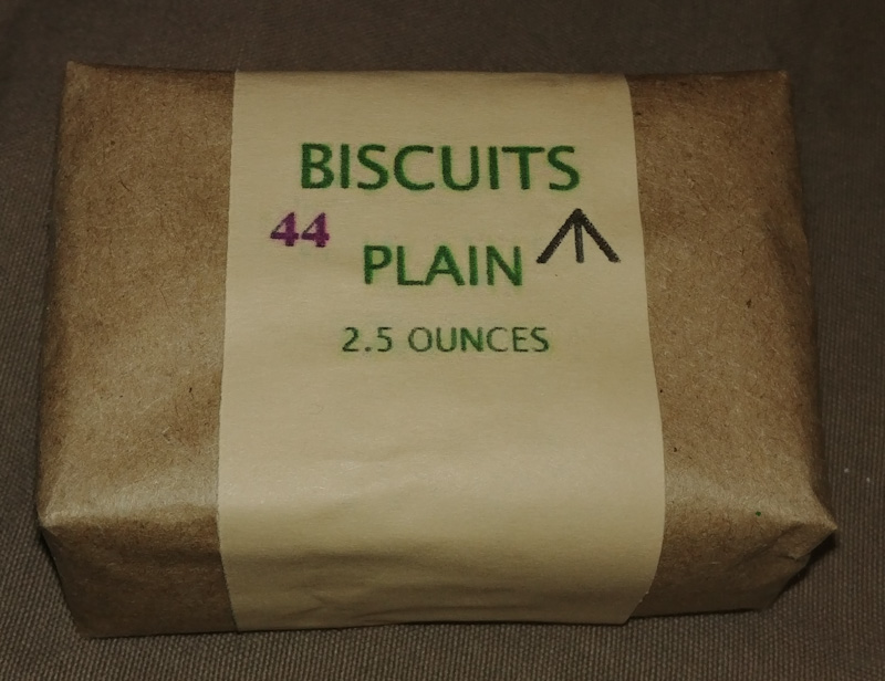 Biscuits, Plain