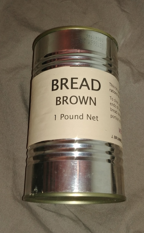 Bread, Brown