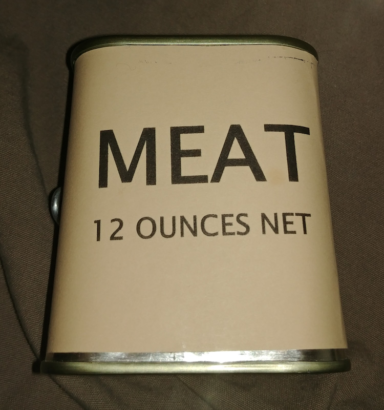Meat Ration, Beef