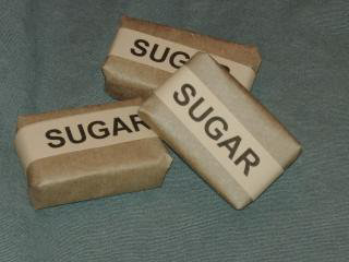 Sugar Packs (Compo and 24hr Ration)