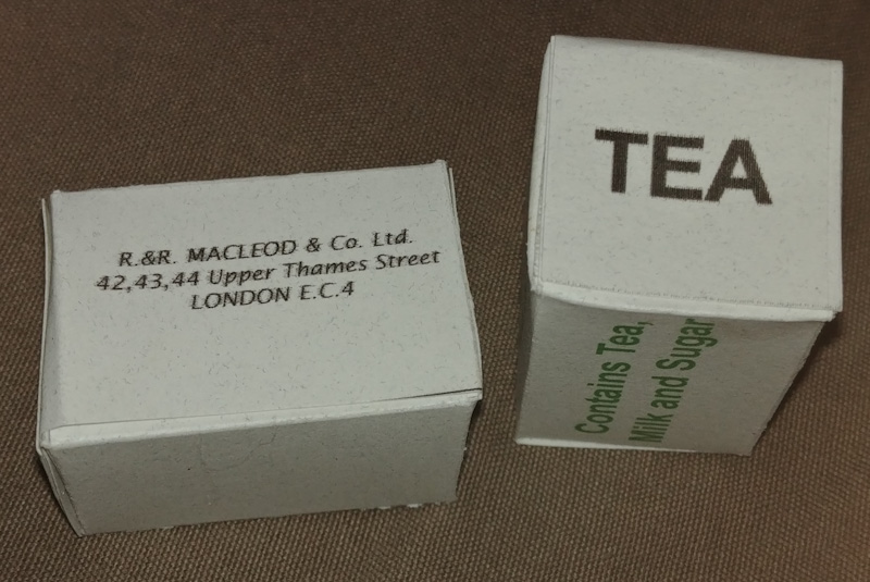 Tea Blocks